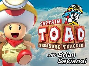 Clip: Captain Toad Treasure Tracker with Brian Saviano!