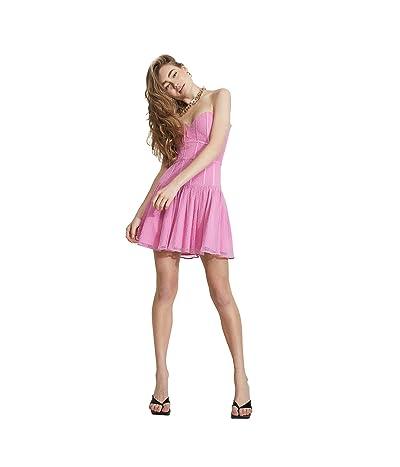 Bardot Roza Mini Lace Dress