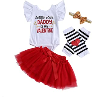 Baby Girl's Clothing Skirt Set Letter Print...
