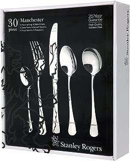 Stanley Rogers Manchester 30 Piece Set