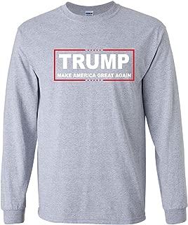 Best make america great again long sleeve shirt Reviews
