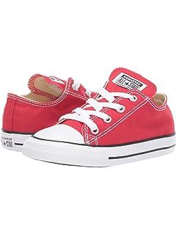 Converse Kids Red Sneakers \u0026 Athletic