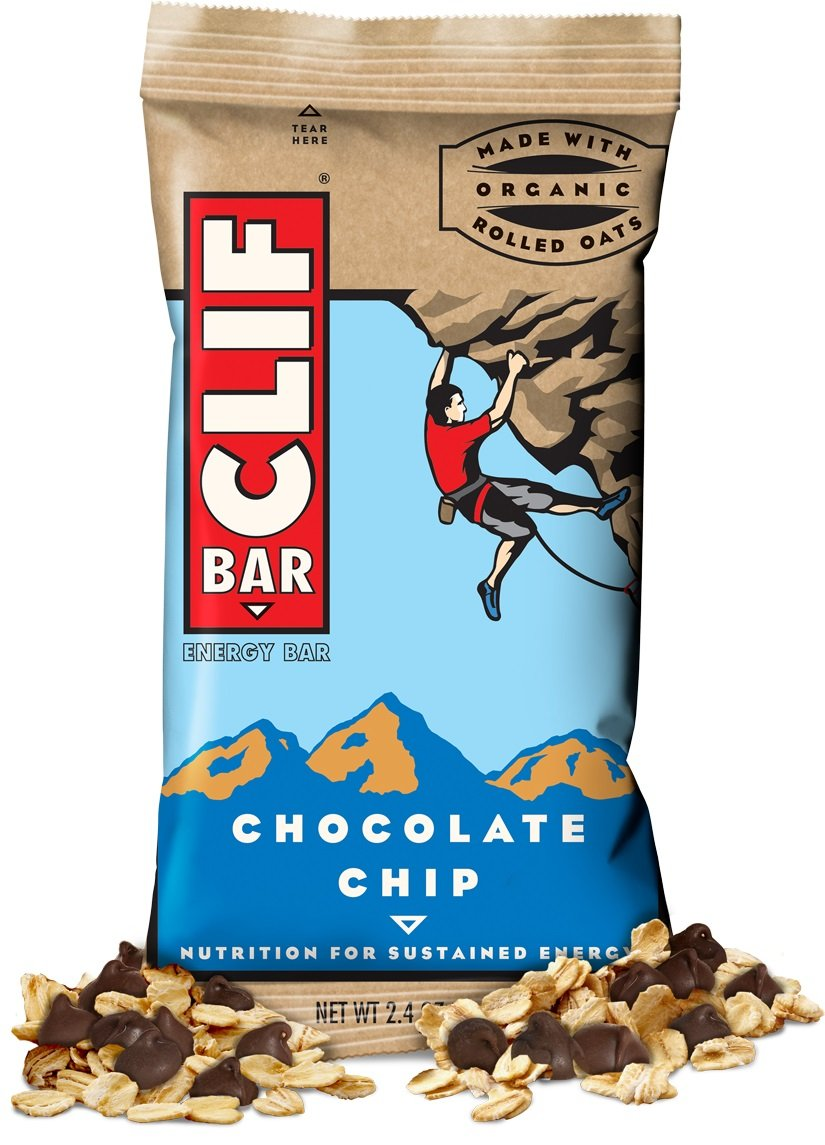 CLIF ENERGY BAR 24 Chocolate Count Chip Japan Maker New NhaxKUC All items in the store