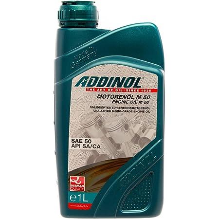 Addinol M50 Old Timer Cars Motor Oil Sae Class 50 Viscosity 20 5 Mineral 20 L Auto