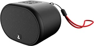 boAt Stone 150 Portable Wireless Speaker with 3W Immersive Audio, Bluetooth V5.0, Up to 6H Playback, Multiple Connectivity Modes and FM Mode (Active Black)
