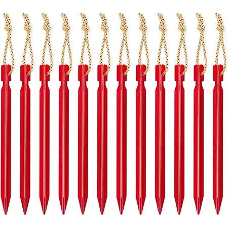- Pack de 6 Sardines V Peg 6063 18 cm VPE6