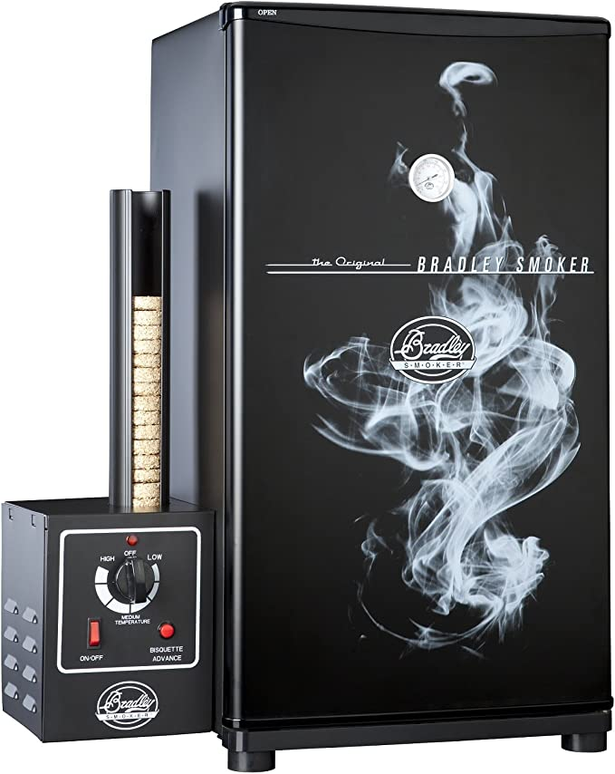 Bradley Smoker BS611 Electric Smoker - Effective and Efficient
