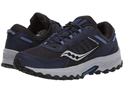 Saucony Versafoam Excursion TR13 (Navy/Black) Men