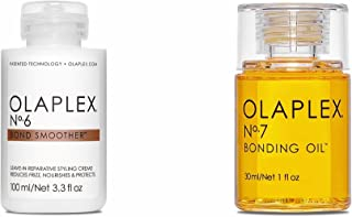 Olaplex Nr. 6 Bond Smoother 100ml + Olaplex No.7 Bonding Oil 30ml