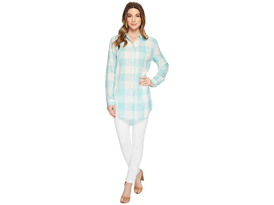 Jag Jeans Magnolia Tunic (Shallow Pool) Women