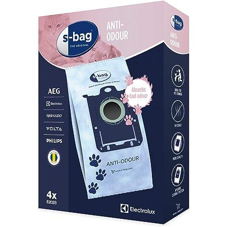 Wessper 12x Bolsas para aspiradora AEG-Electrolux E206B Sint/éticas, S-Bag