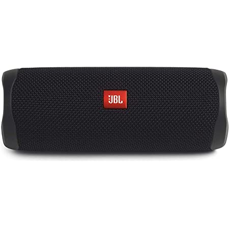 JBL FLIP 5, Waterproof Portable Bluetooth Speaker, Black (New Model)