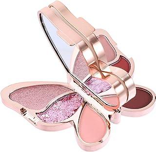 Beaupretty Illuminator accentueert make-up, poeder, vlindervormig, pailletten, oogschaduw, cosmetische foundation, gezich...