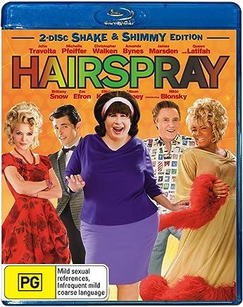 Hairspray (Shake and Shimmy Edition)