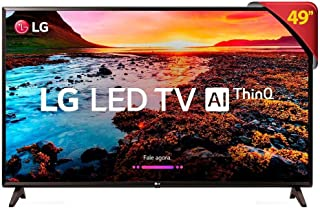 "Smart Tv Led 49"" Lg Lk5700 Tqai Fhd, Hdr, 2 Hdmi, 1 Usb"
