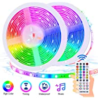 ESEYE 5050 Flexible RGB Sound Activated Neon Room Lights
