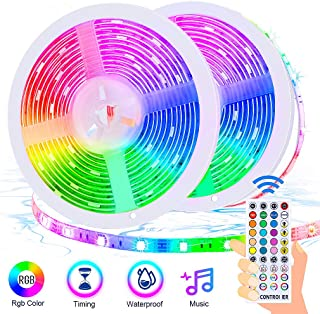 rgb led strip sound activated