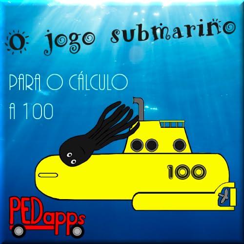 O jogo submarino para o cálculo a 100