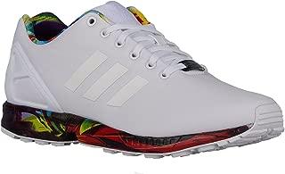 MENS ZX FLUX SNEAKER White - Footwear/Sneakers 12