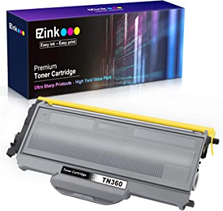 E-Z Ink(TM) Compatible Toner Cartridge Replacement for Brother TN330 TN360 TN-330 TN-360 High Yield to use with DCP-7040 DCP-7030 MFC-7840W HL-2140 MFC-7340 MFC-7440N HL-2170W HL-2150N (Black, 1 Pack)