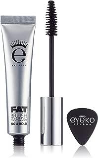 Eyeko Fat Brush Mascara, Black, 0.29 fl. oz.