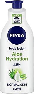 Nivea Aloe Hydration Body Lotion For Normal Skin (600ml)