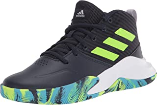 adidas Kids' Own The Game Wide Basketball Shoe
