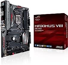 Asus ROG MAXIMUS VIII HERO LGA1151 DDR4 M.2 SATA 6Gb/s USB 3.1 Type A Type C Intel Z170 ATX Motherboard