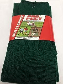 75092ad25 Dark Green (Forest) Athetic Tube Socks for All Sports Baseball Soccer  Softball Football Volleybal