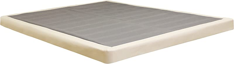 Classic Brands Instant Foundation Low Profile 4-Inch Box-Spring Replacement, Queen