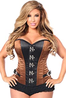 Daisy corsets Women's Top Drawer Buckle Steel Boned Corset