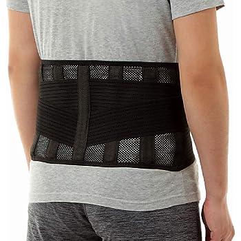 現役整体師が考案する 腰痛ベルト コルセット サポートベルト 通気性 腰サポーター 姿勢矯正 男女兼用 Mサイズ