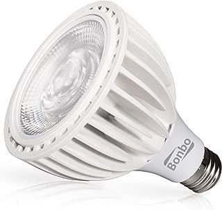 Bonbo LED Pool Bulb White Light, 120V 45watt 6000k Daylight White - New Version COB Technology E26 Base 300-500w Traditional Bulb Replacement for Most Pentair Hayward Light Fixture