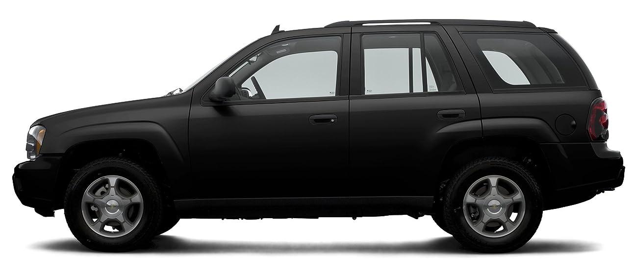 Amazon 2007 Chevrolet Trailblazer Reviews Images And Specs