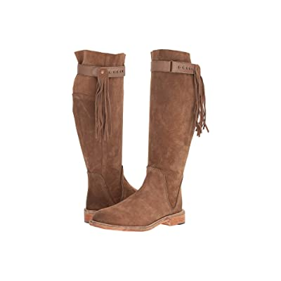Free People Sayre Mid Boot (Taupe) Women