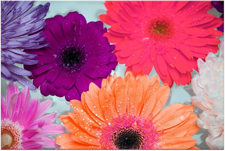 se descuenta Wandhelden Héroes de Parojo con Diseño de Flores, Flores, Flores, Lino, 60 x 80 cm  nueva marca