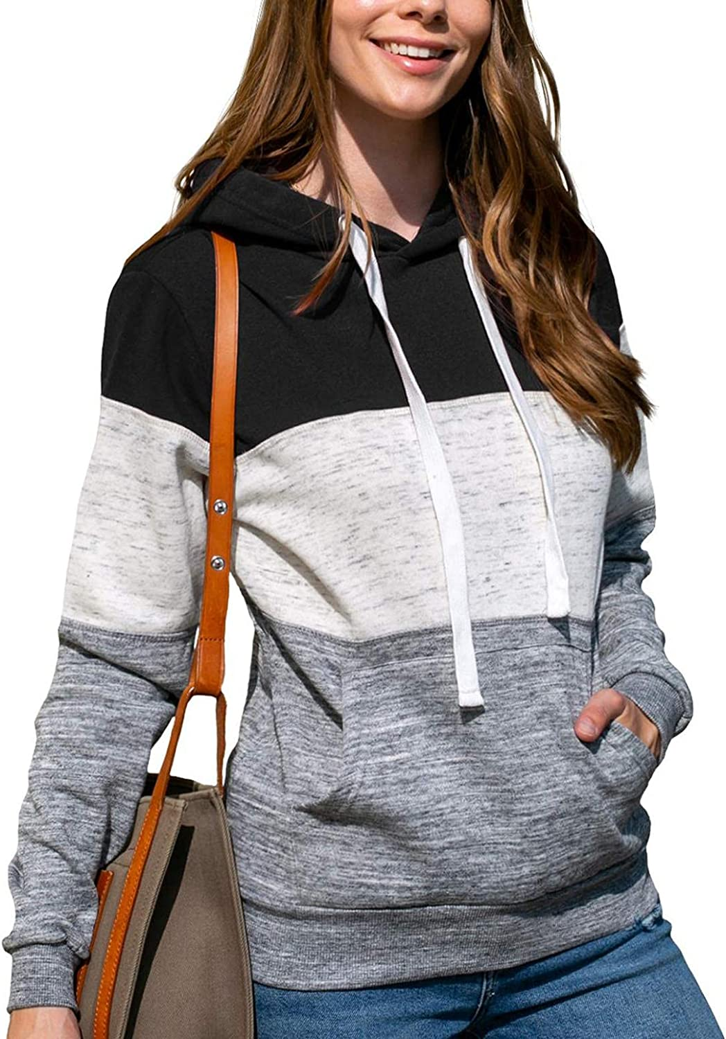 Qopobobo Sweatshirts for Women Womens Excellent Pullover Animer and price revision Pocket Hooded Cas