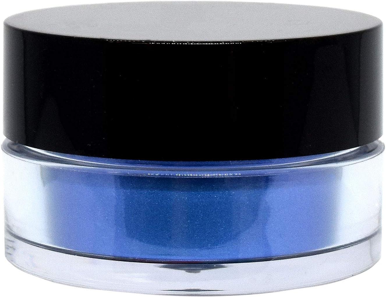 勇気孤独な血統三善 プチカラー 高発色 アイシャドウ パール col:15 ブルー系