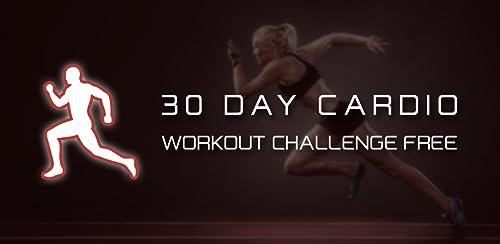 30 Tage Cardio Übungen - 7
