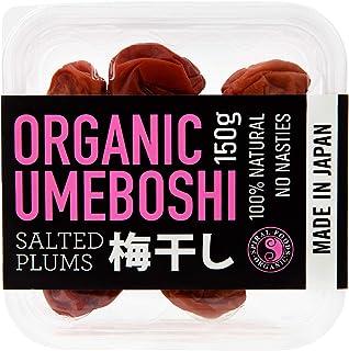 Spiral Foods Organic Umeboshi Plums 150 g