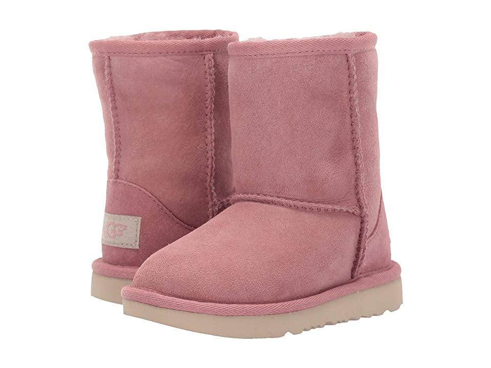 UGG Kids Classic II (Toddler/Little Kid) (Pink Dawn) Kids Shoes