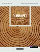more than the score…Tchaikovsky: June from The Seasons (Piano Solo) [more than the score…]