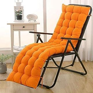 XHCP Almohadillas para Asientos Almohadillas para sillas Cojín Elevador Cojín de algodón Cojín para Banco Cojín para Silla, diseño de posicionamiento de Botones Reemplazo de Tumbona con