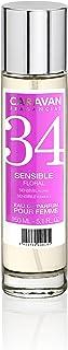 CARAVAN FRAGANCIAS nº 34 - Eau de Parfum con vaporizador para Mujer - 150 ml