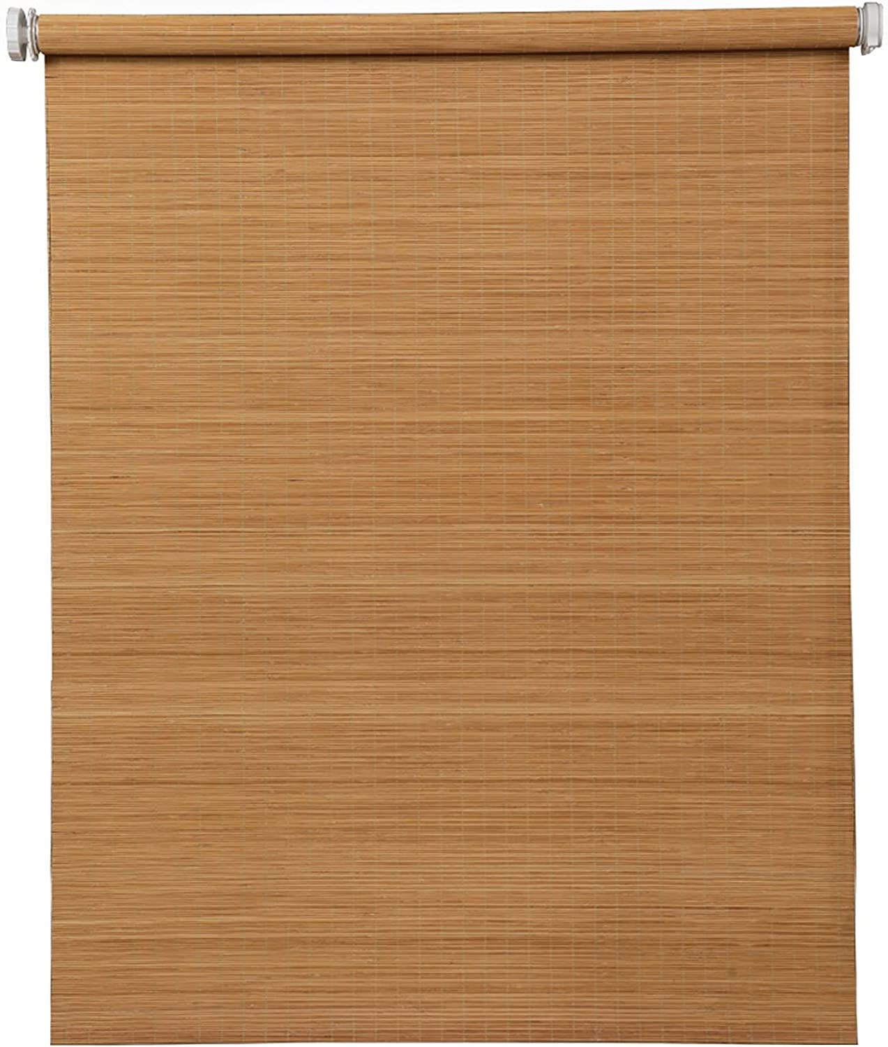 ZEMIN Gorgeous Bamboo Curtain Roller Blind Shades Max 62% OFF Hand-Lift Roman Window