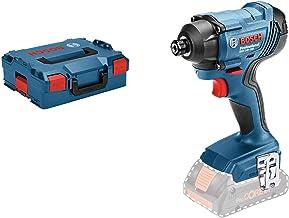 Bosch Professional GDR 18V-160 Atornillador de impacto, 160 Nm, sin batería, en L-BOXX, 36 W, 18 V