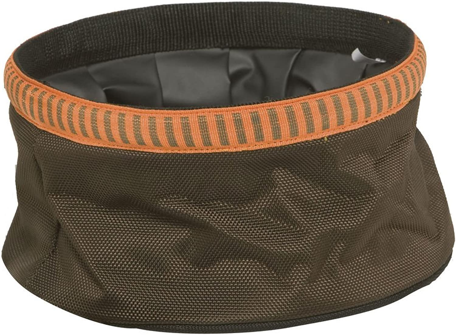 Mud River The Quick Quack Dog Bowl, Brown