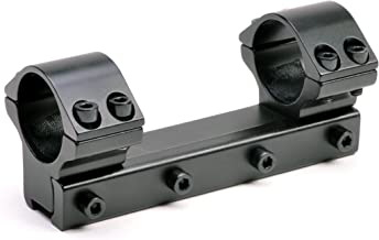 Hammers One Piece Dovetail Scope Mount AM4L with Stop Pin for Magnum Airguns