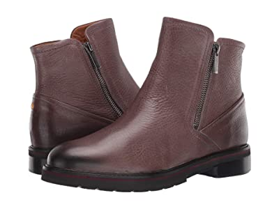 Samuel Hubbard City Zipper Chukka Boot (Dark Taupe) Women