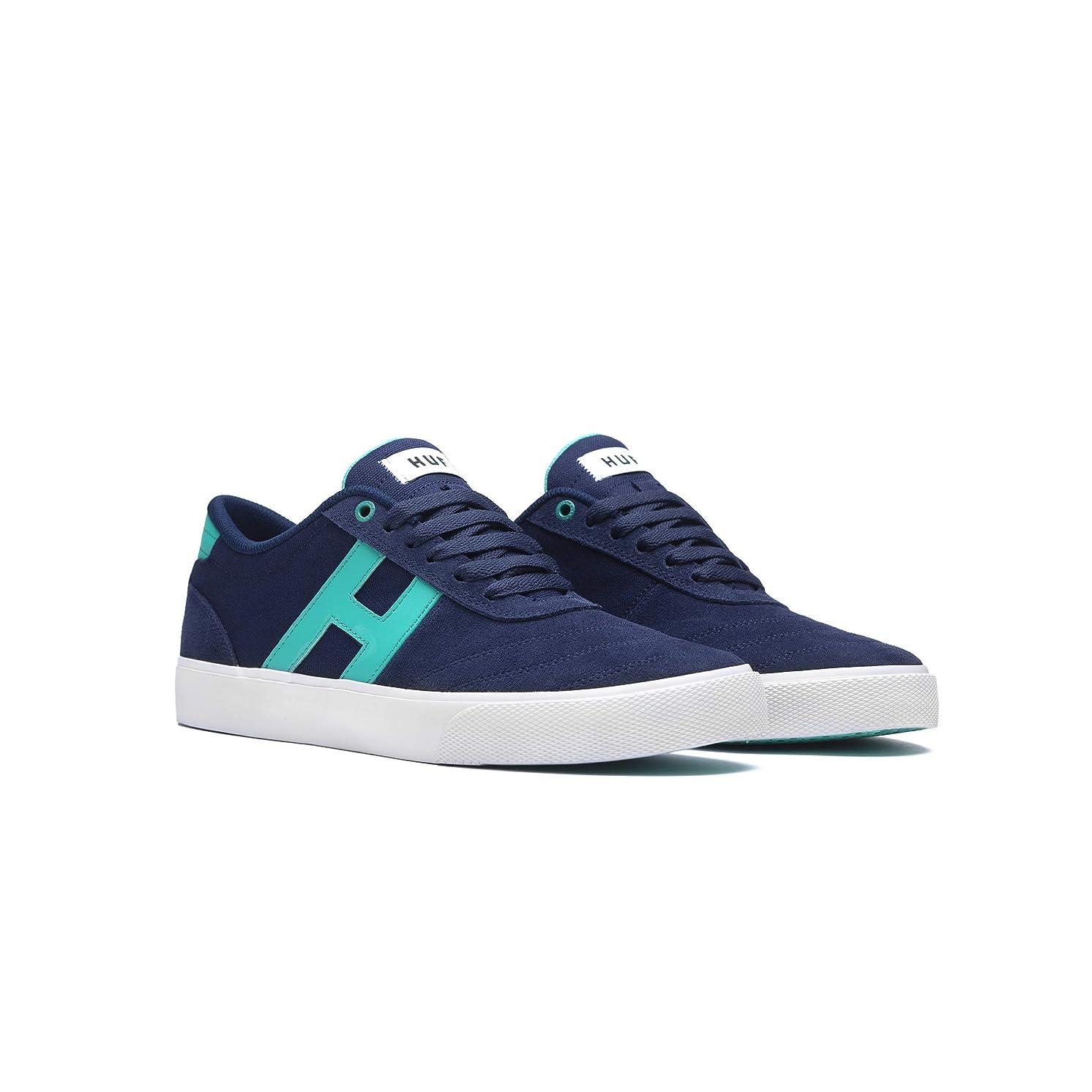 HUF Skateboard Shoes Galaxy Navy